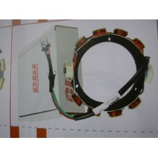 Yamaha 75 - 90 hp Stator Coil Assembly