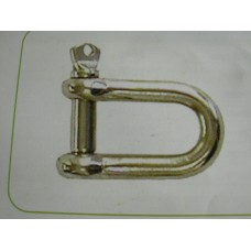 Stainless Steel D-Shackle 10mm