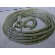 Winch Cable (6mm) and Hook